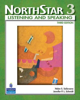 NORTHSTAR LISTENING & SPEAKING 3 SB (+ LAB) 3RD ED