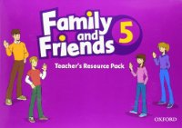FAMILY AND FRIENDS 5 TCHR'S RESOURCE PACK