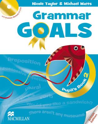 GRAMMAR GOALS 2 SB